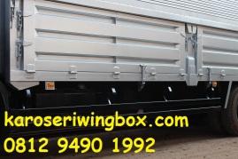 CNP profil perisai kolong karoseri wingbox