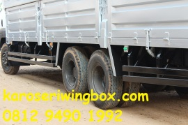 perisia kolong karoseri wingbox